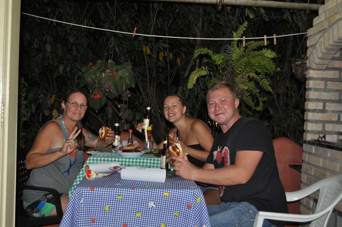 Бразильская вечеринка без тормозов